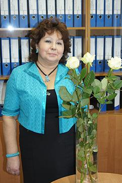 Абдразакова Инна Юлдашевна